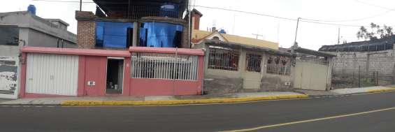 Casa totalmente independiente ubicada en la ciudadela amazonas via la morgue x el parque i